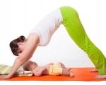 BOBOJOGA czyli joga dla rodziców i niemowląt